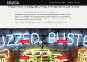 buzzeddriving.adcouncil.org
