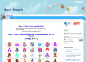 Buzzisearch.com
