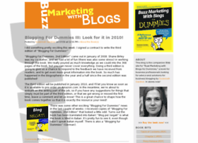 buzzmarketingwithblogs.com