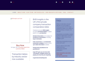 bvbenchmarks.com