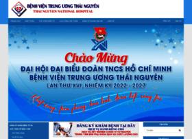 bvdktuthainguyen.gov.vn