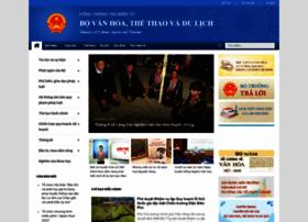 bvhttdl.gov.vn
