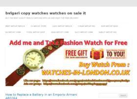 bvlgari-copy-watches.watchesonsale.it