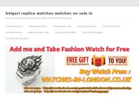 bvlgari-replica-watches.watchesonsale.in