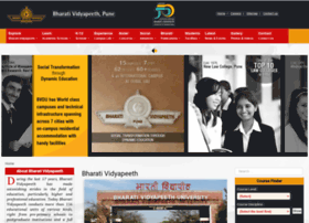 bvp.bharatividyapeeth.edu