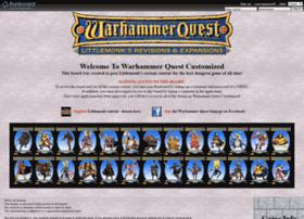 bwarhammerquestcustomized.runboard.com