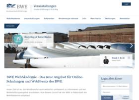 bwe-seminare.de