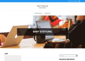 bwf-stiftung.de