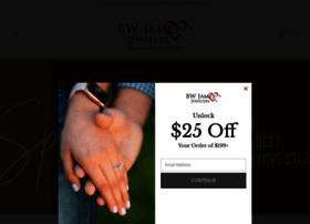 bwjamesjewelers.com