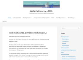 bwl-betriebswirtschaft.de