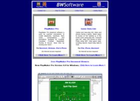 bwsoftware.com