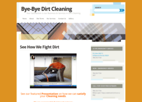 byebyedirtcleaning.wordpress.com