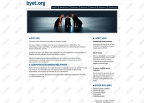 byet.org
