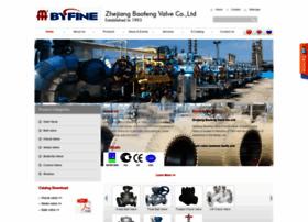 byfinevalve.com