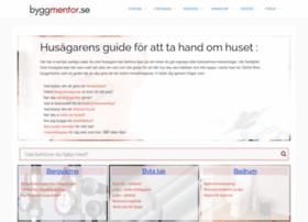 byggmentor.se