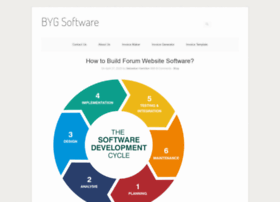 bygsoftware.com