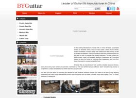 byguitars.com