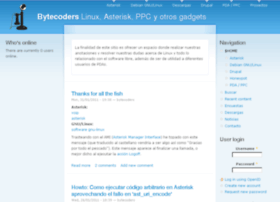 bytecoders.homelinux.com