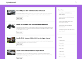 bytemanuals.com