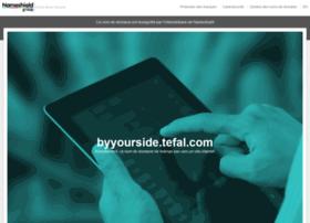 byyourside.tefal.com