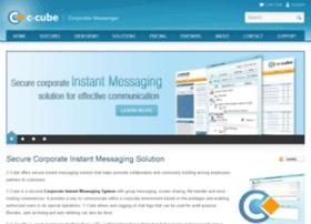 c-cubemessenger.com