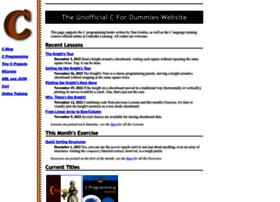 c-for-dummies.com