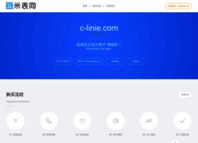 c-linie.com