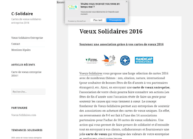 c-solidaire.fr