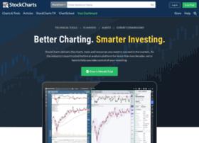 c.stockcharts.com