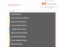 c101.fitnessrecipe.info