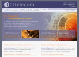 c1telecom.com