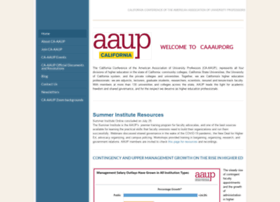 ca-aaup.org