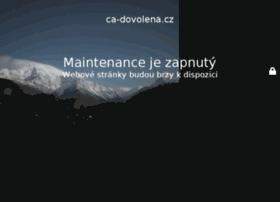 ca-dovolena.cz