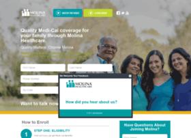 ca-medicaid.molinahealthcare.com