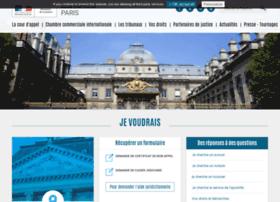 ca-paris.justice.fr