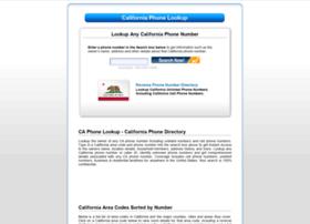 ca-phone-lookup.com