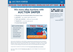 ca.auctionsniper.com