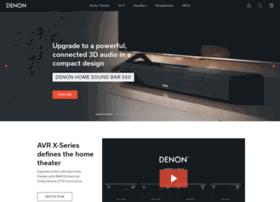 ca.denon.com