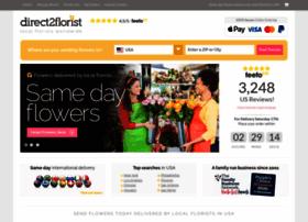 ca.direct2florist.com
