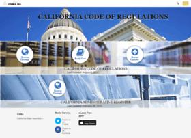 ca.eregulations.us