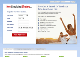 ca.nonsmokingsingles.com