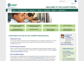 caaspp.org