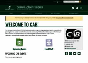 cab.uncc.edu