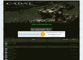 cabal-hr.forumotion.com