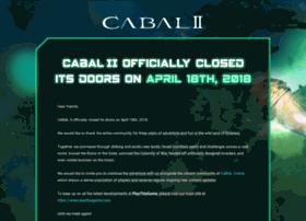 cabal2.playthisgame.com