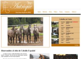 caballo-espanol.com.mx