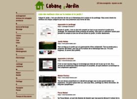 cabane-et-jardin.com