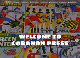 cabanonpress.com