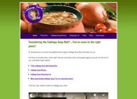 cabbage-soup-diet.com
