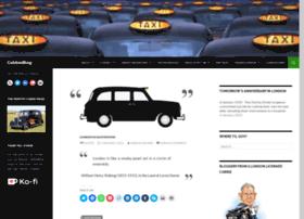 cabbieblog.com